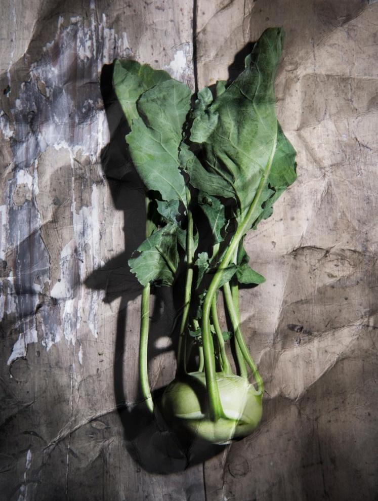 Ritratto di rapa (Portrait of turnip) - 2018 Tiratura variabi1e 1/7 Carta Photo Rag fine art Cotone 100%  Limited edition 1/7 Photo Rag fine art 100% Cotton paper