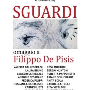 SGUARDI- OMAGGIO A FILIPPO DE PISIS- VENEZIA