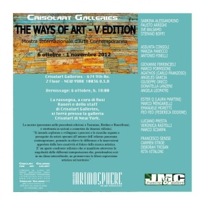 THE  WAYS OF ART- V  EDITION