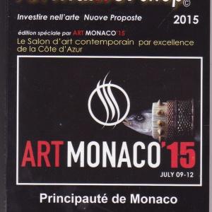 ARTEMONACO2015 presentazione progetto IL COLORE DEGLI SFRATTATI