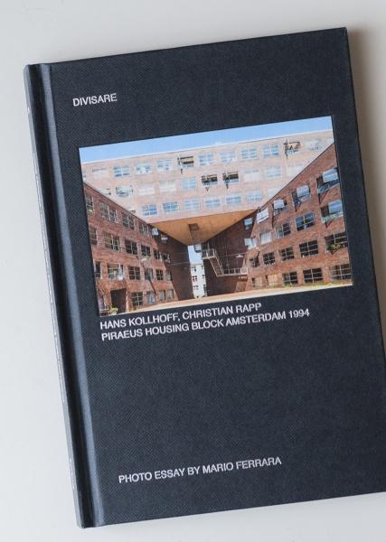 Hans Kollhoff & Christian Rapp Piraeus housing block Amsterdam 1994