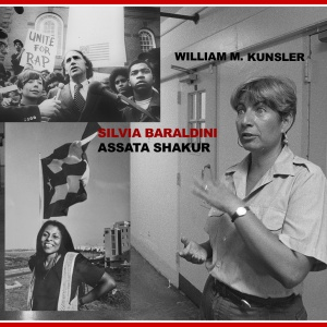 SILVIA BARALDINI - ASSATA SHAKUR & WILLIAMS KUNSLER - AMERICA E CUBA