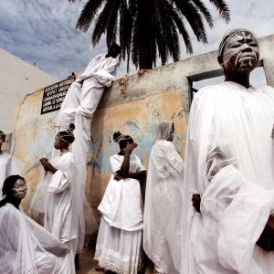 2002 AFRICA DAKAR - GLI ANGELI DELLA MEDINA