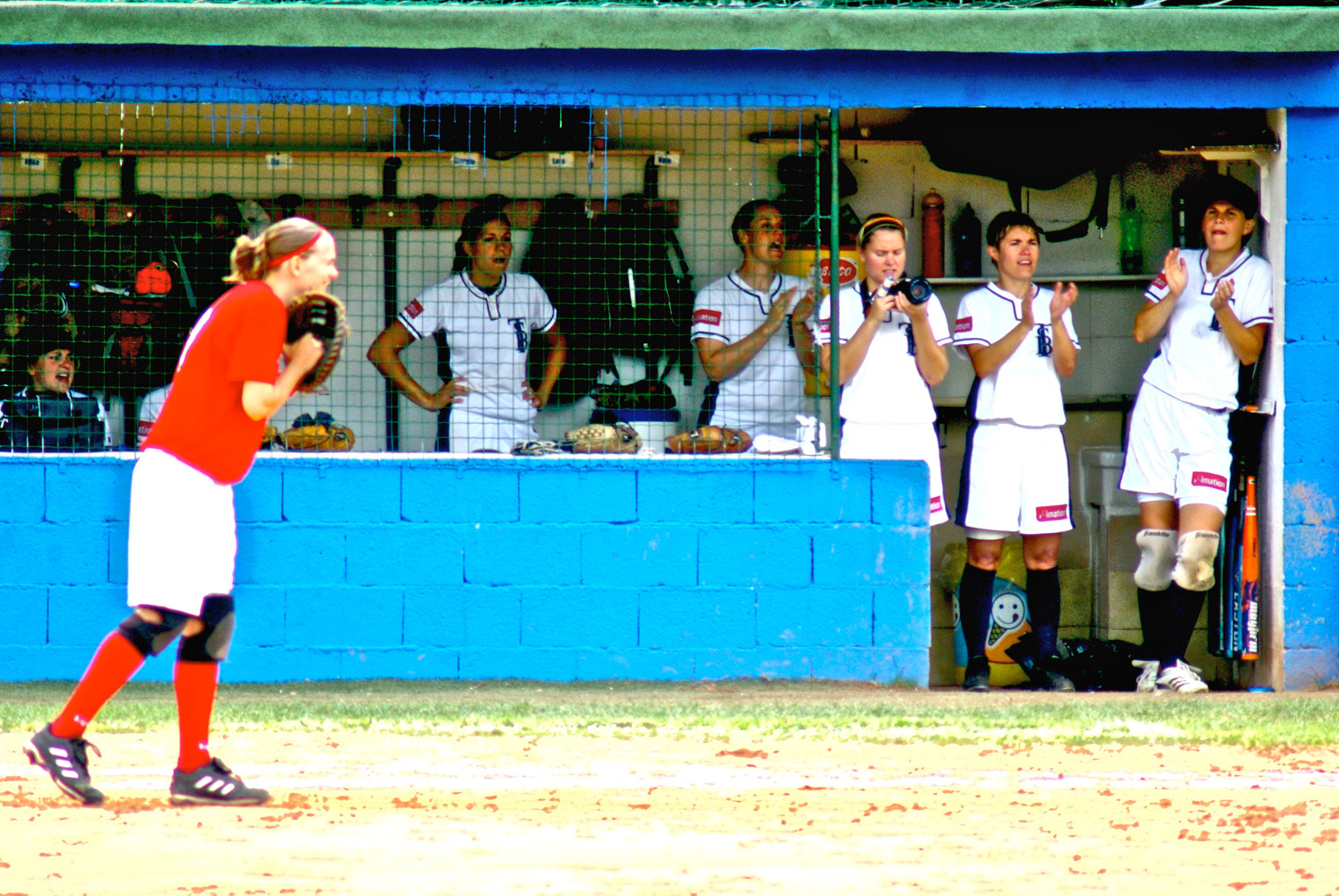 Team Softball Bollate