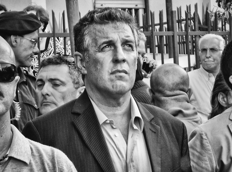 Antimafia - Nino Di Matteo  Presidente dell'Associazione Nazionale Magistrati di Palermo
