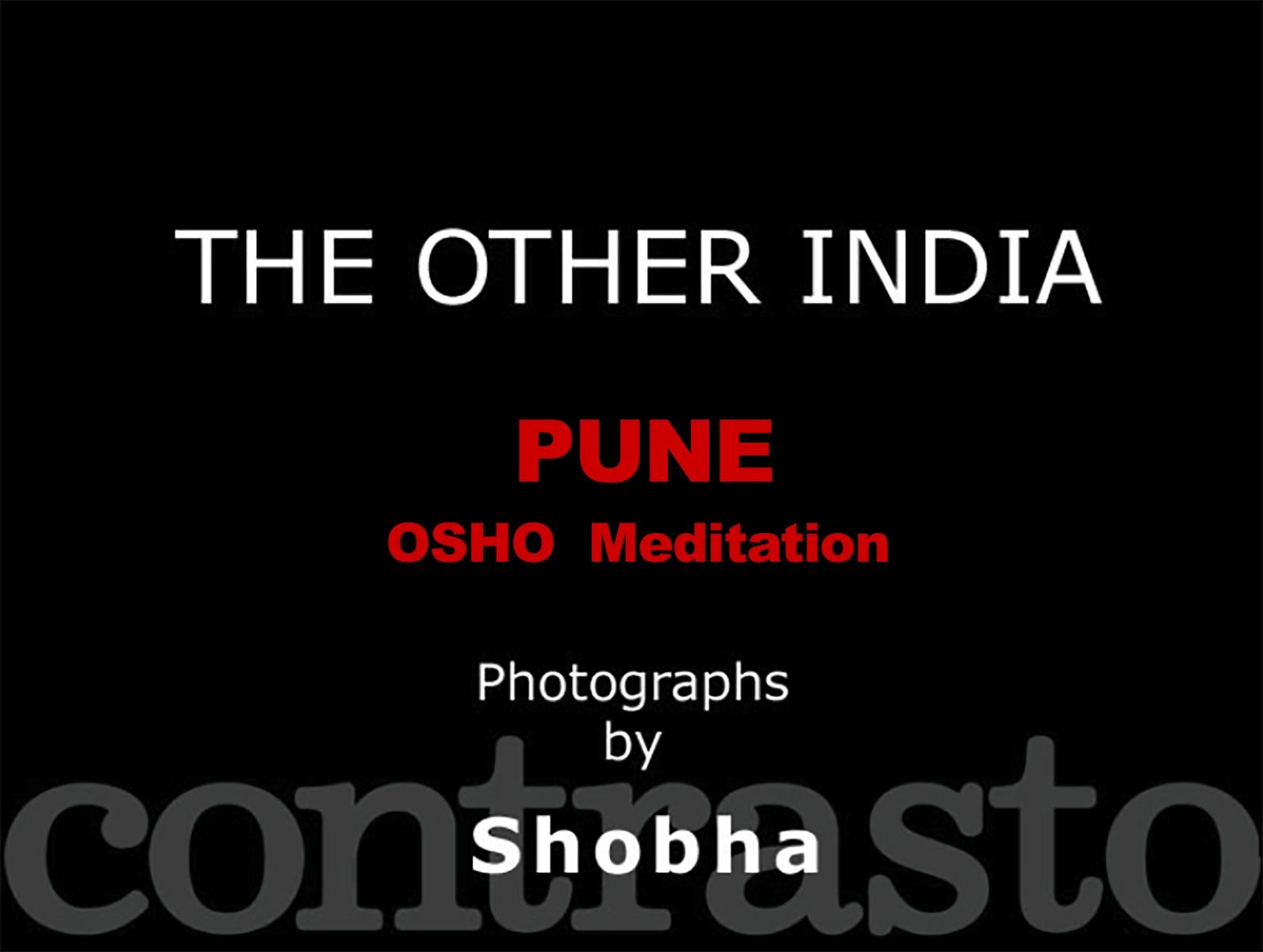 OSHO INTERNATIONAL MEDITATION RESORT PUNE