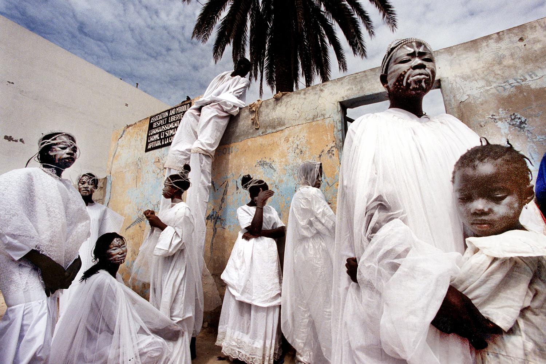 Gli Angeli della Medina  - World Press Photo 2002