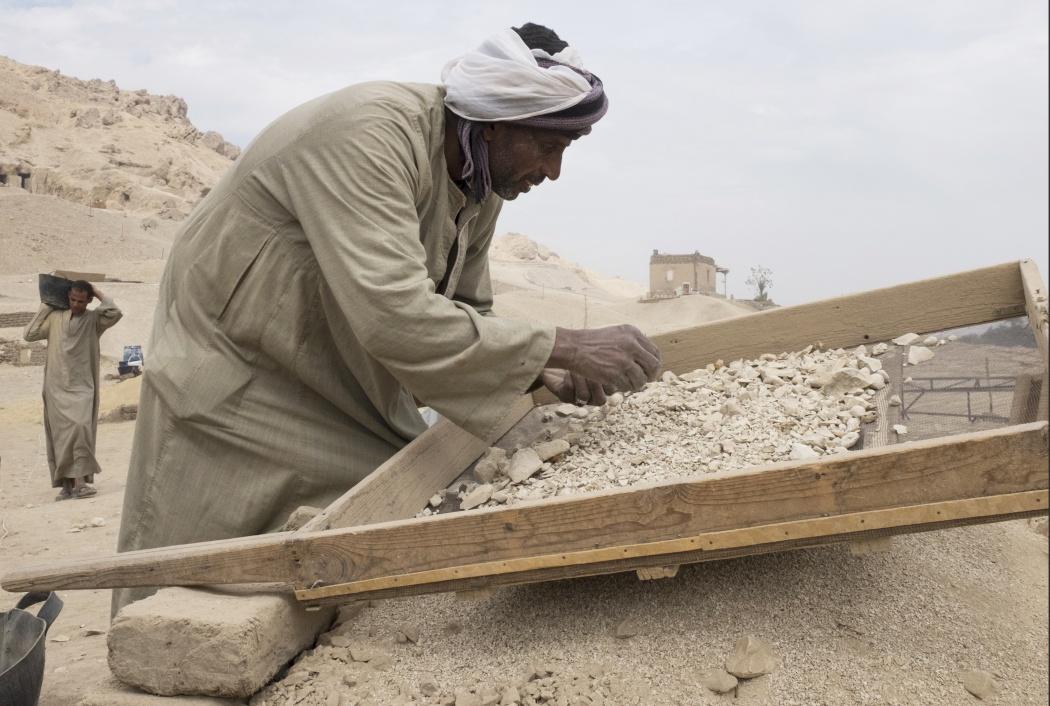 Pharaoh's Labourers