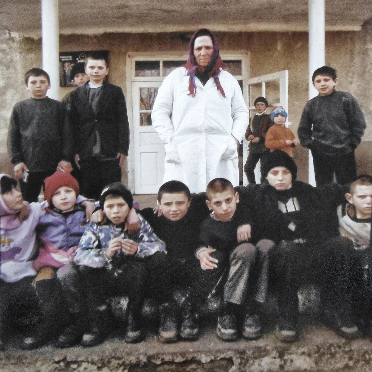 Chisinau - orfanotrofio Chisinau - orphanage